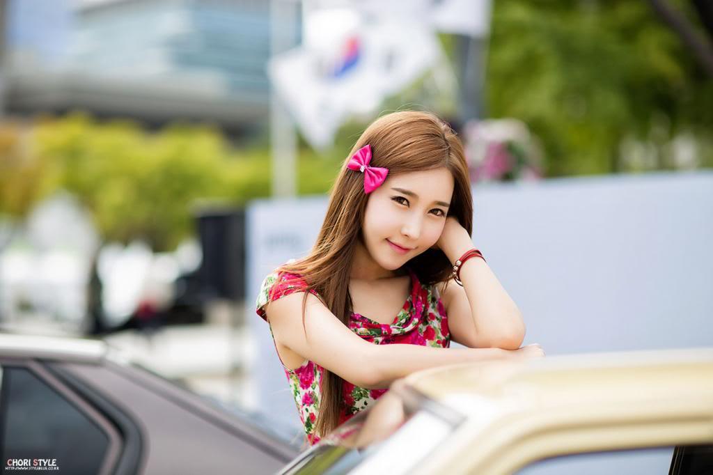 Bộ ảnh kute của Choi Seul Ki