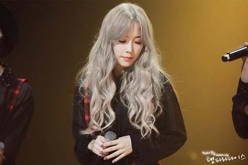 Những kiểu tóc xoăn đẹp mê li