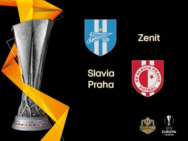 Zenit vs Slavia Praha (23h55 ngày 04/10: Cúp Europa League)