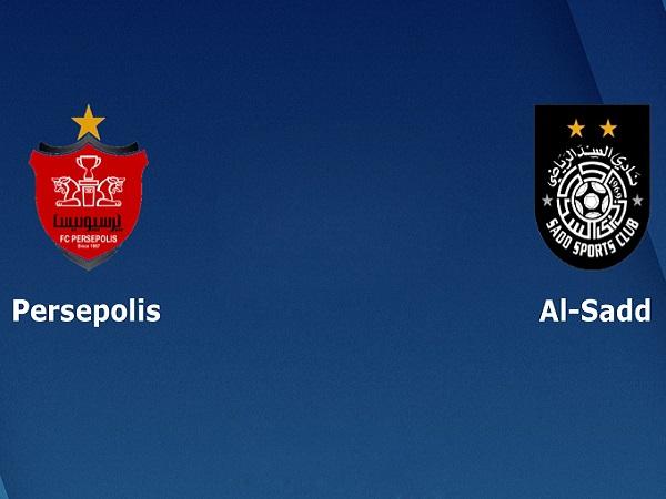 Dự đoán Persepolis vs Al Sadd, 23h30 ngày 20/05
