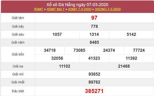 Dự đoán XSMT ngày 11/3/2020 - Soi cầu kqxs miền Trung thứ 4