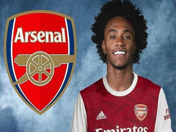 Tiền vệ Willian đồng ý gia nhập Arsenal