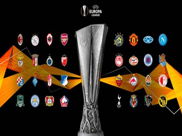 Europa League đã xác định 32 đội vào vòng knock-out