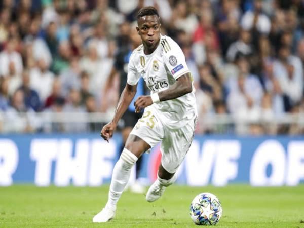 Bóng đá TG chiều 23/3: Vinicius là tài sản lớn nhất của Real