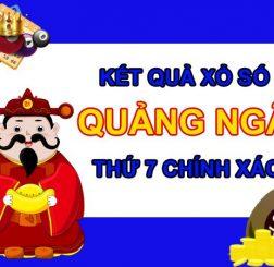 Thống kê XSQNG 10/4/2021 chốt loto gan số đẹp Quảng Ngãi