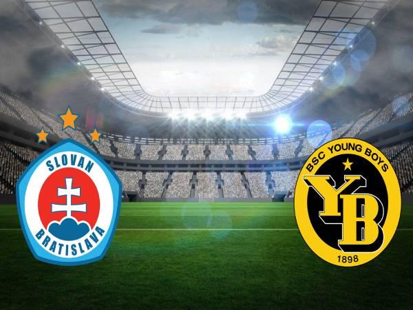 Soi kèo Young Boys vs Slovan Bratislava, 1h30 ngày 22/7