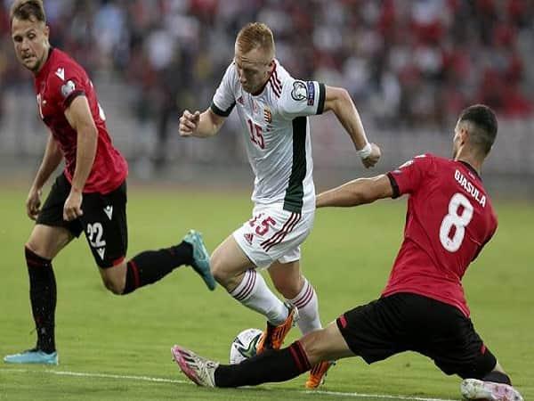 Nhận định Hungary vs Albania 10/10